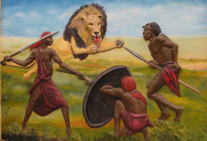 Alamayo, maasai ritual lion killing