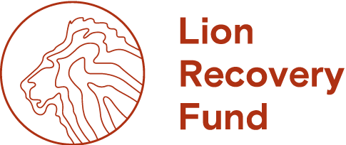 Lion recovery fund logo