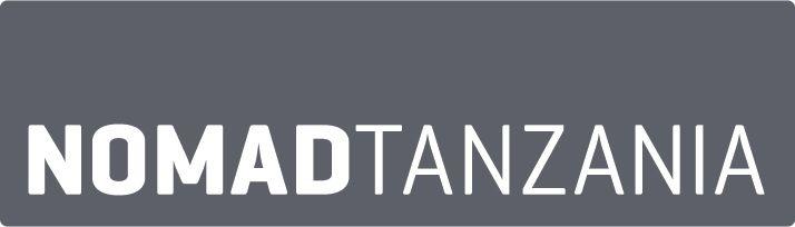 NOMAD tanzania logo